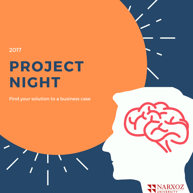Projects Night 2017