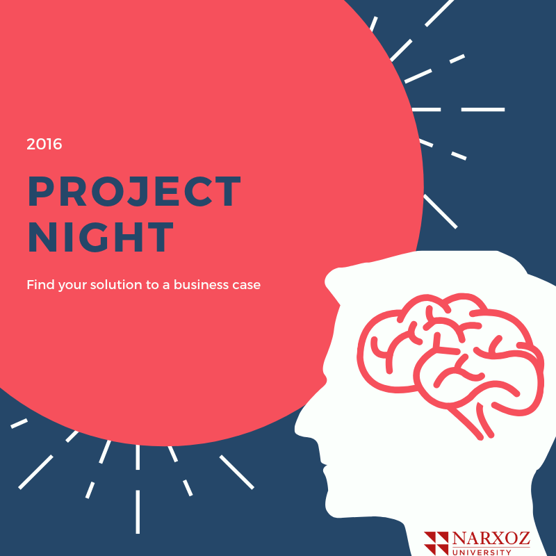 Projects Night 2016